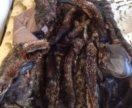 Дубленка натуральная, 46 размер