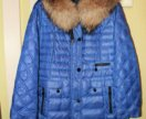 Зимнее пальто 46 разм