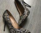 Туфли новые кожаные 37 размер