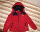 Осенняя детская куртка на мальчика 122 рост