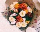 Букет ( фруктово овощная флористика )