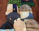 Набор шапок на 5-7 лет