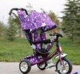Велосипед коляска Farfello