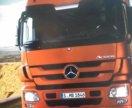 Окрашивание коммерческого и грузового транспорта
