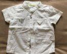 Белая рубашка ORCHESTRA