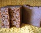 Натуральное шампуневое мыло на коньяке