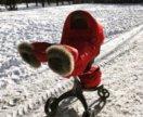 Детская коляска 2в1 Stokke