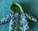 Куртка детская размер 80