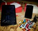 Планшет и телефон на запчасти