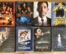 Большая коллекция DVD-дисков, MP3, игр