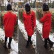 Новые платья вязанные