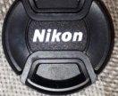 Оригинальная крышка объектива для NIKON