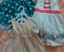 Платья для девочки 1.5-2 лет