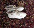 Ботинки тёплые, с мехом