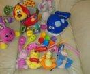 Игрушки для малыша до годика пакетом
