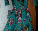 Платье . размер 42-44