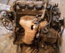 Двигатель Хонда Стрим D-17a
