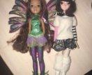 Куклы 4 штуки ОБМЕН