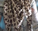 Платок - шарф LV