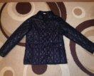 Куртка стёганая осень-весна