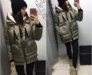 Куртка трансформер зимняя подойдёт для беременных