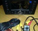 Автомобильный радиоприемник 2Din