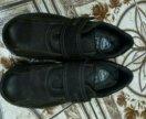 Новые ботинки Gallus
