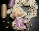 Кукла Брошка малютка