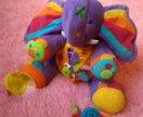 Развивающая игрушка Слон
