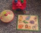 Развивающие игрушки от 300р