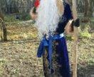 Карнавальный костюм царя, дед мороз царский. Прока