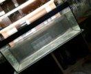 аквариум 240л.НОВЫЙ с крышкой