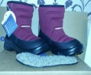 Новые!!! Очень тёплые зимние сапоги nordman Lumi