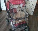 Geoby, коляска с рождения до 3 лет.