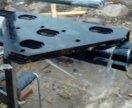 Снегозадержатель трубчатые для штучной черепици 3м
