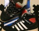 Кроссовки зима Adidas