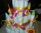 Торты для новорожденных (на заказ)