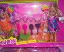 2 куклы с аксессуарами