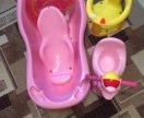 Детские принадлежности для купания