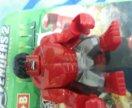 Продам нового халка красного