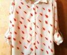 РАСПРОДАЖА Потрясающе красивая новая блузка