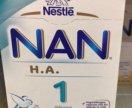 Молочная смесь NAN 1 H.A.