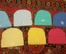 Детские новые шапки