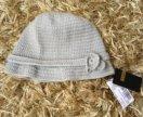 Шапка шляпка из шерсти новая