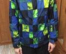 Куртка Quiksilver,штаны Youth boys для актив.отдых