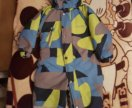 Зимний комбинезон и шапка Crockid 80-86