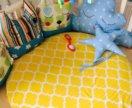 Матрасик в круглую кровать
