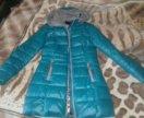 Куртка зиняя новая
