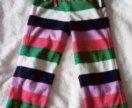 Флисовые штаны на 2-3 года