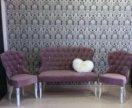 Изготовление стульев и кухонных диванов